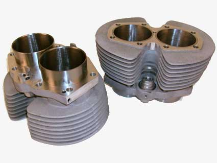 750cc Big Bore Cylinder Block Kit