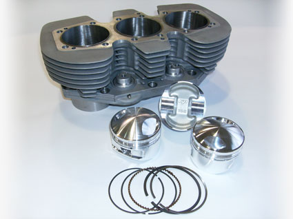 867cc Big Bore Cylinder Block Kit