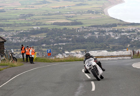 2011 Isle of Man Manx GP Formula Classic Winner